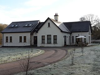 Detatched modern country house with two private fishing lakes, Ballinamallard