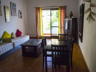 (2) Appartement with 2 rooms