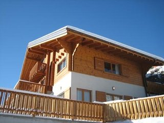 Beautiful chalet at toplocation in Champéry