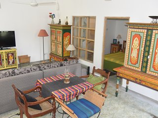Luxe priveappartement, geschikt voor langer verblijf