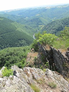 One of the magnificent local hiking trails. We supply you with walking maps and guides.