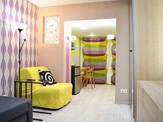 Уютные Апартаменты На Киевской 9