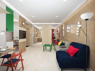 Роскошные Апартаменты На Вершинина 32