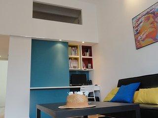 Appartement T3 lumineux proche plage/port Endoume