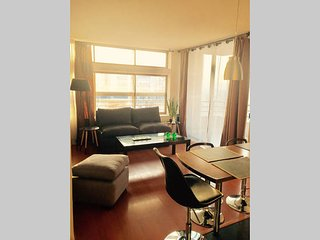 Las Condes, 2BR 6pax. Georgeus and Modern