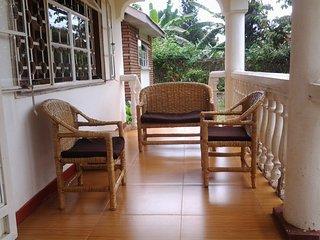 Colonial Residence BnB, Entebbe, Uganda.
