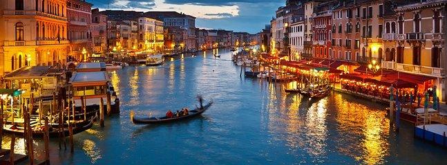 Venice, gondola