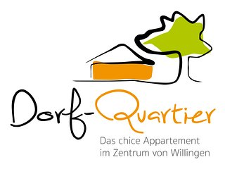Dorf-Quartier das chice Appartement in zentraler Lage