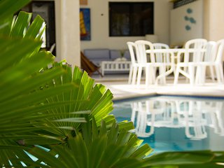 Casa uaymitun by the sea w/pool & INTERNET!