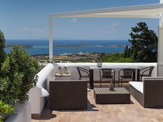 Paros Butterfly Villas 1 with common pool, 1 in Tripadvisor, Parikia