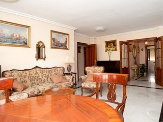 Fantastic apartment in the heart of Seville WIFI, A/C