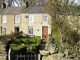 Cottage in Croesor, Snowdonian Mountain Village