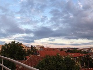 Evening Skies from Terasse