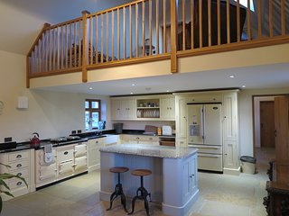 Church view farm, Ashbourne, Derbyshire, Farm house, Barn conversion, 2 bed