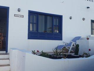 Caleta de Caballo, susurro del mar y aire, Caleta del Caballo