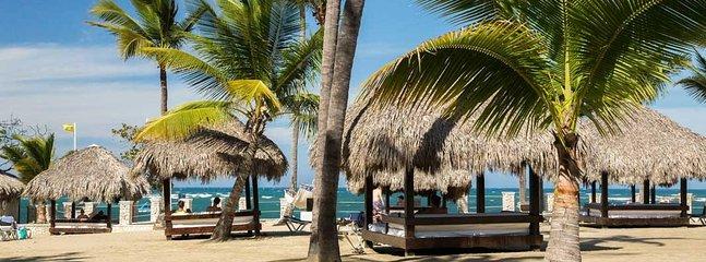 Restful beaches