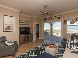 Amazing 4th floor Signature Ocean and Golf View corner unit!!, Palm Coast