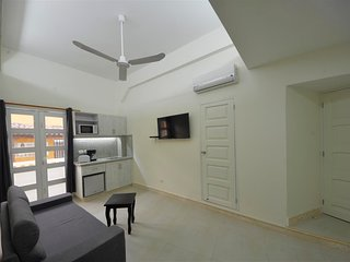 Old City Los Balcones 2 Bdrm Apt. #204 and #205 - Balcony/Roofdeck/Hot H20/WiFi, Cartagena