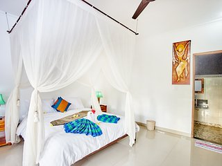 large super exclusive room with garden view, Nusa Lembongan