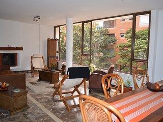 Arriendo por dias apartamento parque el virrey, Bogota