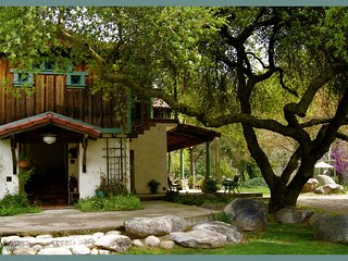 DaVidgil House in Three Rivers, CA River's Edge