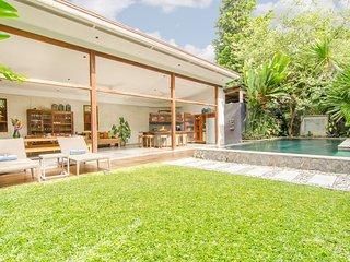 Evergreen 3 Bed Villa 150m from Beach