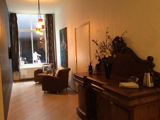 studio in the middle of the center of Haarlem