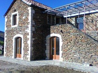Maison individuelle avec terrain, dans un Hameau authentique en Pierre du Pays., Les Vans