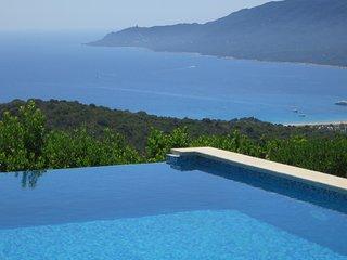 Magnifique et grande maison avec piscine Corse du Sud proche Propriano Ajaccio