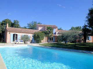 Luxury Villa 8p. Mazan Vaucluse, heated pool