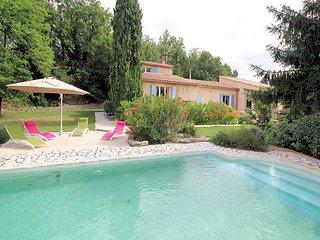 Villa 8p; in Puymeras Vaucluse, private pool
