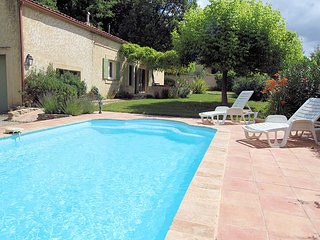 Villa 6p. Puymeras, Vaucluse, private pool