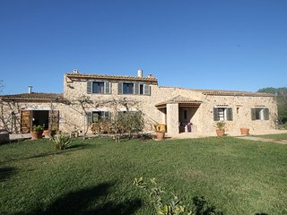 Karine countryside house in Binissalem