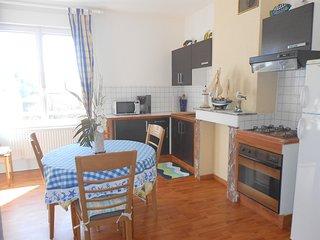 Appartement 55 m2 bord de plage Dunkerque , Malo Les Bains, Malo-les-Bains