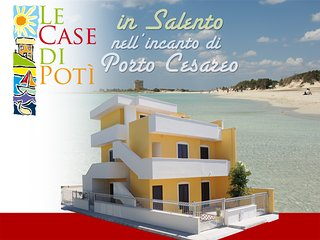 Le Case di Potì  N°4 'Tra Mare e Paese' Appartamento Primo Piano