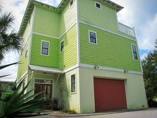 4 Bdr. - Priv. Pool - Gulfview - Lifeguarded Beach, Santa Rosa Beach