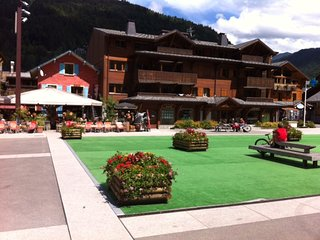 Two bedroom apartment in the centre of Morzine close to all facilities, Morzine-Avoriaz