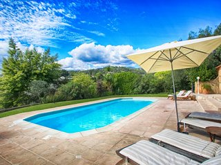 French Riviera Villa with Private Pool Near Historic Village - Villa Rose