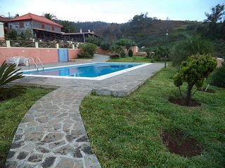 Solar do Pargo - com piscina privada e vista mar, Ponta do Pargo