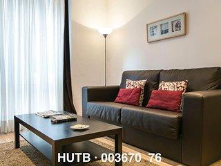 Gracia Dreta I apartment in Gracia with WiFi, airconditioning, privéterras, Barcelona