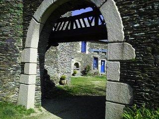 Manoir de Barbotin,, Ploermel