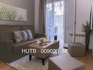 Bailén Garden apartment in Eixample Dreta with WiFi, airconditioning & lift., Barcellona