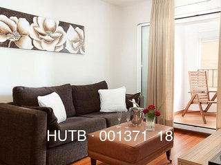 Hercules Pequeno I apartment in Eixample Dreta with WiFi, air conditioning, priv