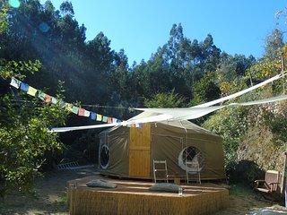 Dragonfly Yurt, Pedrogao Grande