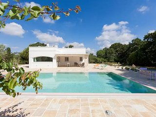 Villa Casabianca: finest renovated farmhouse with stunning private pool, Cisternino
