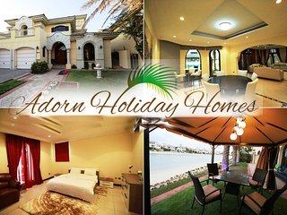 Palm Jumeirah Holiday villas in Dubai, Dubái