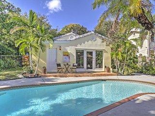 Quaint 3BR West Palm Beach Home w/ Private Pool!