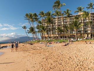 Brand new 2 bedroom beach front at the Mana Kai Maui Resort! On Keawakapu beach!
