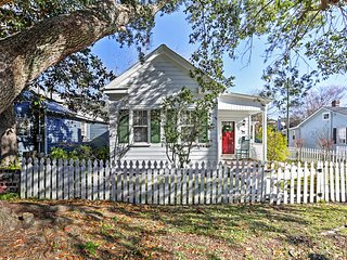 NEW! 3BR Mount Pleasant House - a Historic Gem!