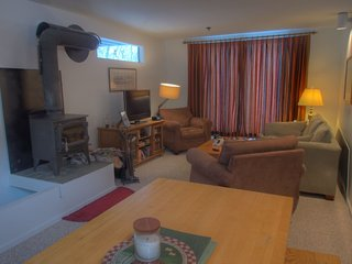 Updated Sugarbush condo, walk to slopes and shuttle, Warren